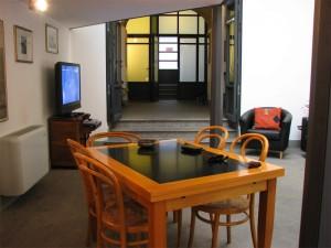 La sala riunioni dello Studio-T