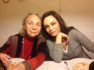 Francesca Neri e Elena COtta